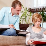 household financial stress