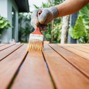 Outdoor renovations