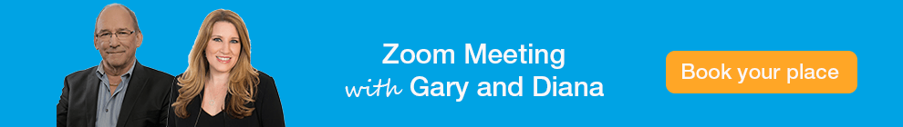 Zoom Meeting with Gary and Diana